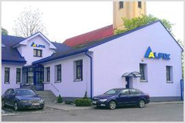 Pobočka Ostrava - lešení ALFIX