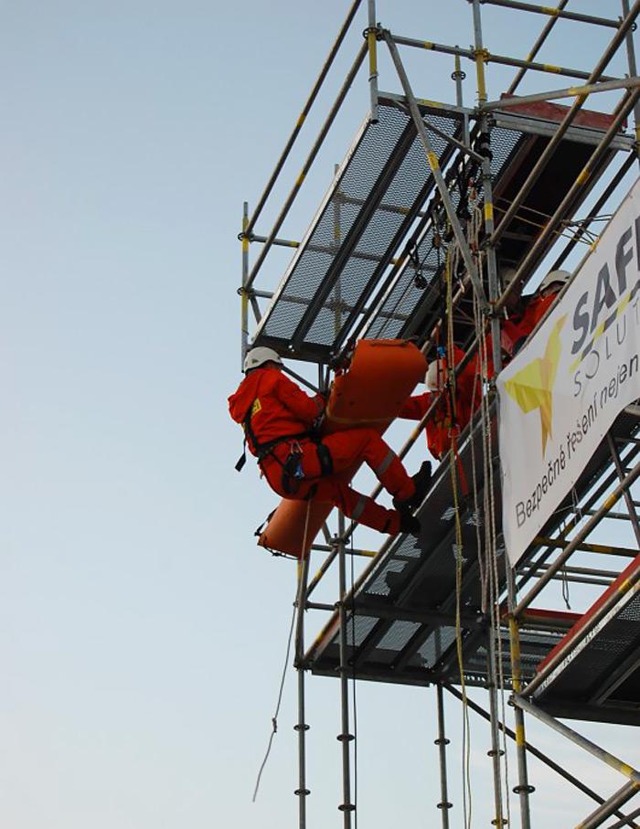Mezinárodní konference Bezpečná stavba v rámci Evropské kampaně zdravé pracoviště 24.10 - 25.10.2013