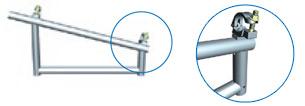 Nosníková opěra 200 - zastřešení staveb, střešní lešení