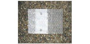 Ochranná zateplovací plachta na lešení